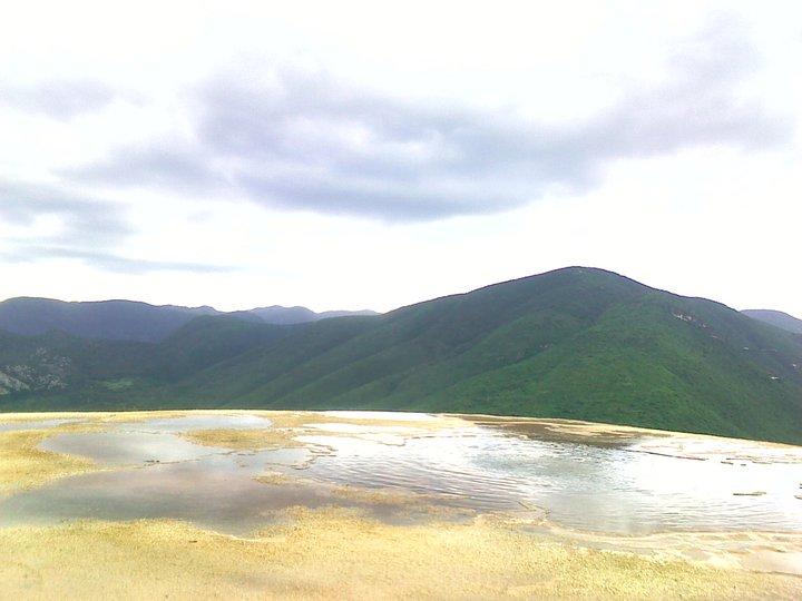 hierve el agua 3